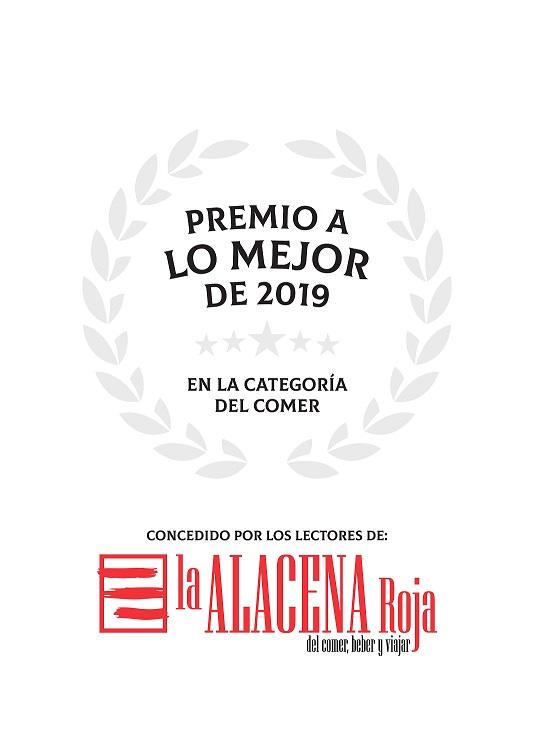 premio La Alacena Roja