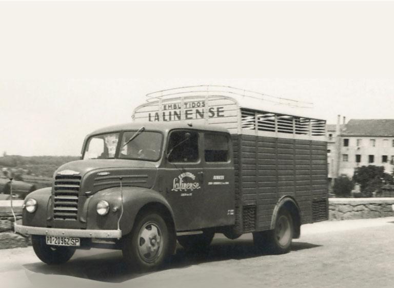 Embutidos Lalinense, desde 1949